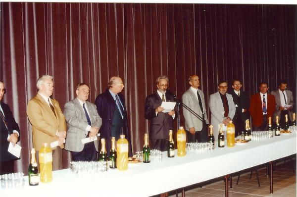 1ère  Exposition gravure 1994