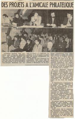 0011 projet de l amicale 1981