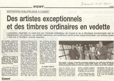 0044 artistes d exception 2000